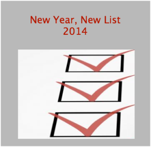 Goals and Systms Checklist 2014