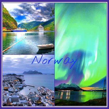 Solo Trip, Norway, Accountability, Goal Setting